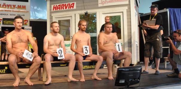 Saunas Pasaules čempionātā Heinolā